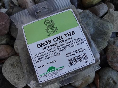 Grøn Chi The