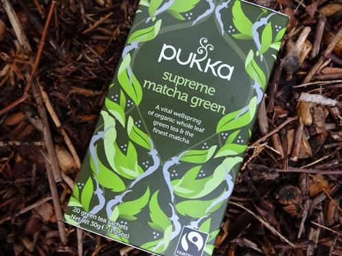 grøn te impotens