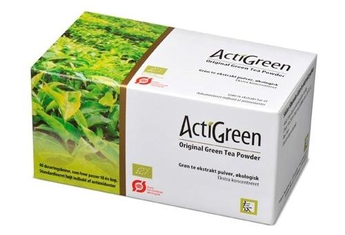 ActiGreen ekstrakt økologisk