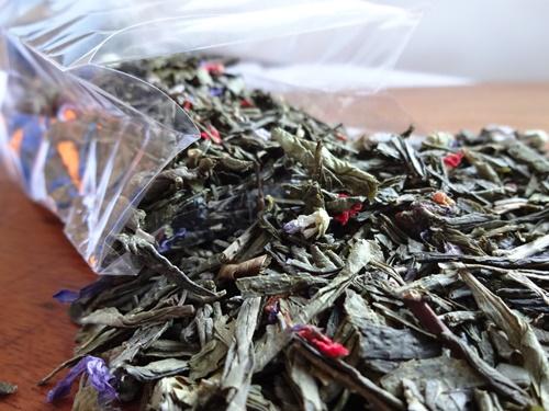 Goji Garden Teacup