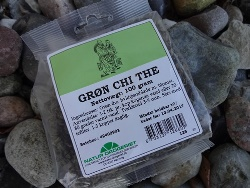 Grøn chi the forsiden