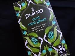 Pukka cool mint green oversigten