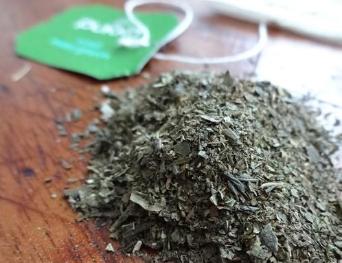 Pukka Cool mint green tepulver