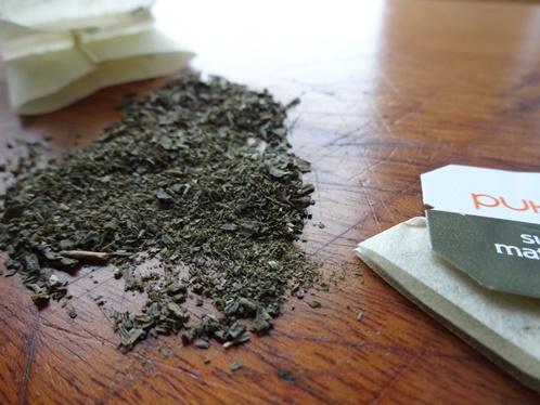 Pukka supreme matcha green pulver